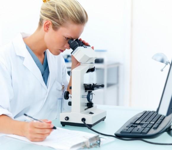 Forensisch onderzoek Laboratorium